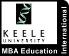 Keele University (UK) ...  semi-distance learning MBA Education (International) programme designed exclusively for managers and teachers in schools, colleges and universities across Asia.